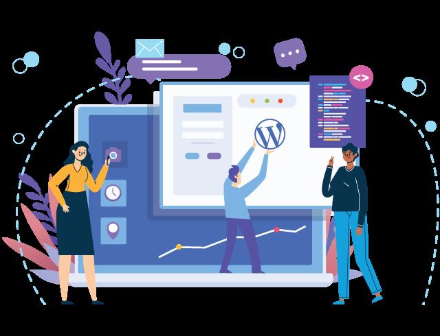 WordPress SMS plugin integration
