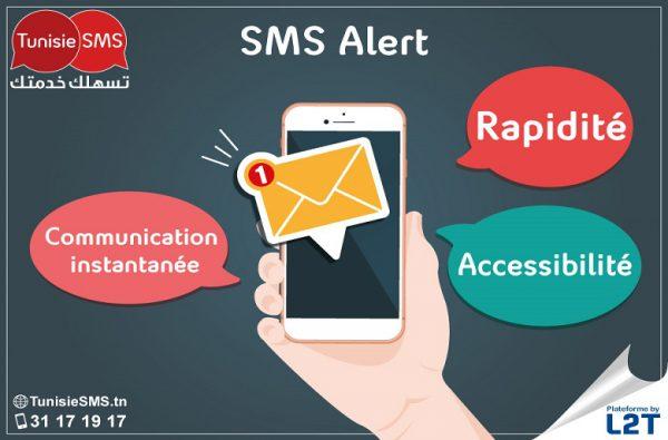 SMS Alerte