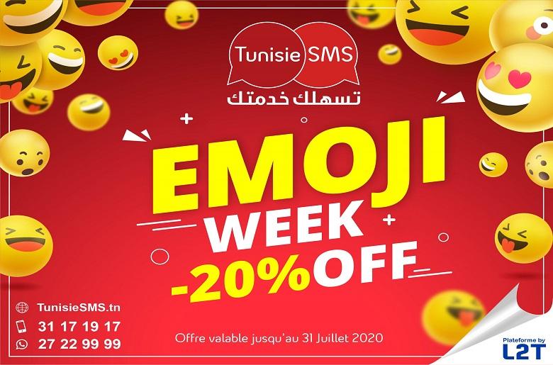 Emojis dans les SMS marketing